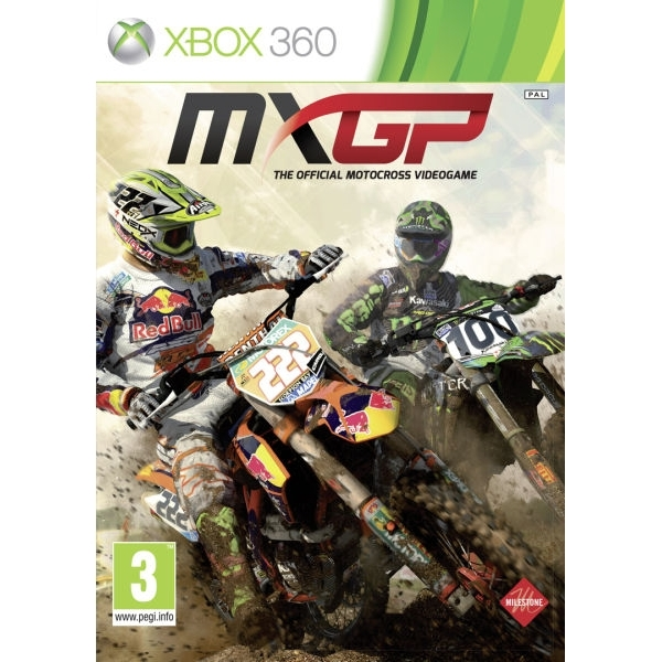 MXGP The Official Motocross Videogame Xbox 360 Game