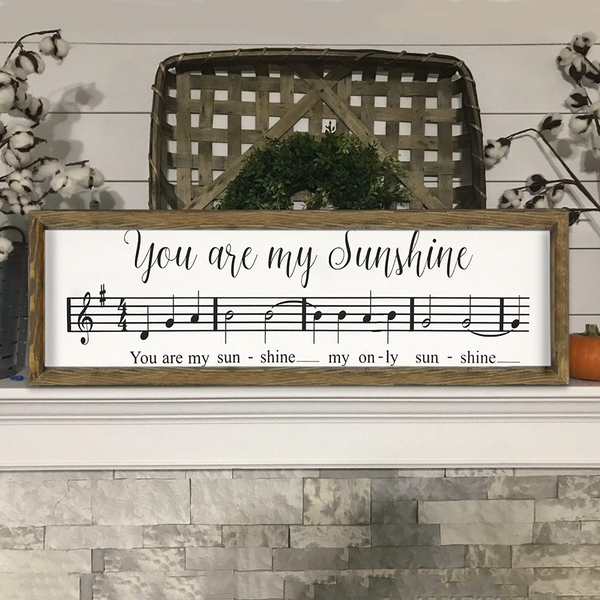 YBS036 Multicolor Decorative Framed MDF Painting