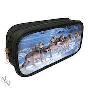 Wolves 3D Pencil Case