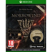 The Elder Scrolls Online Morrowind Xbox One Game (Discovery Pack DLC) + T-Shirt