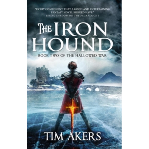 The Iron Hound by Tim Akers (Paperback, 2017)