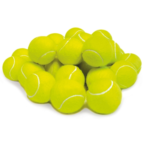 MANTIS Tennis Balls (Bag 5 Dozen)