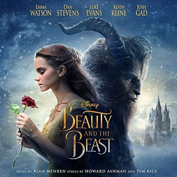 Disney Beauty & The Beast Soundtrack OST CD