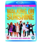 Walking on Sunshine Blu-ray
