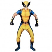 Marvel Morphsuit Wolverine Medium