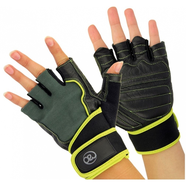 Fitness-Mad Mens Weight Training Gloves Large