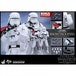 First Order Snowtroopers Twin Set (Star Wars The Force Awakens) Sixth Scale By Hot Toys - Image 2