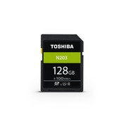 Toshiba SD Entry 128GB memory card Class 10 UHS-I