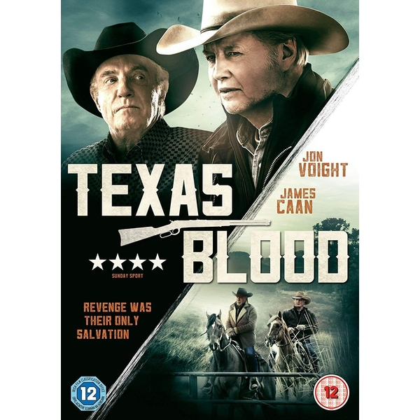 Texas Blood DVD