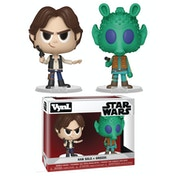 Han Solo and Greedo (Star Wars) Funko Pop! Vinyl Figure