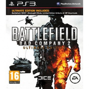 Battlefield Bad Company 2 Ultimate Edition Game PS3