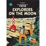 Explorers on the Moon by Herge (Paperback, 2002)
