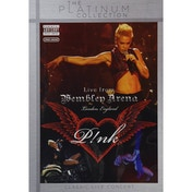 Pink Live From Wembley Arena DVD