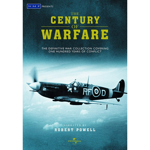 Century Of Warfare - The Complete Collection DVD