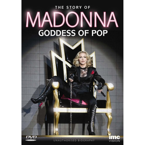 Madonna - The Goddess of Pop - The Story of DVD