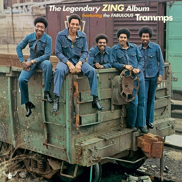 Trammps - The Legendary Zing Album Vinyl