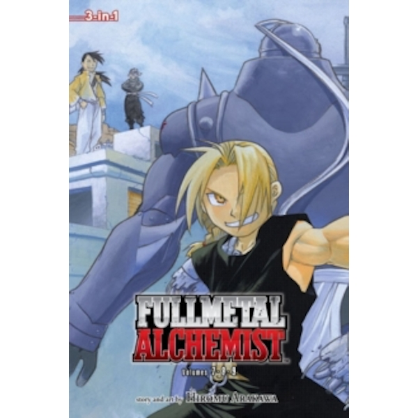 Fullmetal Alchemist (3-in-1 Edition), Vol. 3 : Includes vols. 7, 8 & 9 : 3