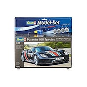 Porsche 918 Spyder with Weissach package 1:24 Revell Model Kit