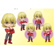 Tiger & Bunny Barnaby Brooks Jr Chibiart Bandai Figure