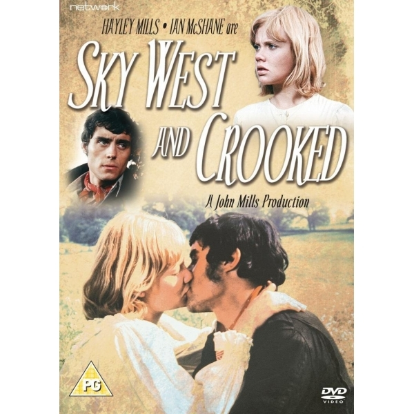 Sky West And Crooked DVD