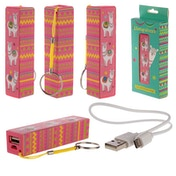 Llama Design Handy Portable USB Power Bank