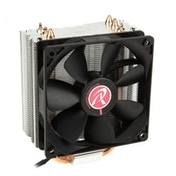 Raijintek Themis Black Heatpipe CPU Cooler PWM - 120mm