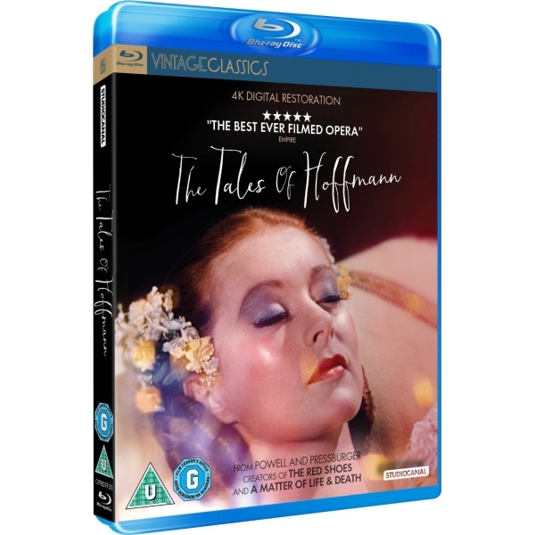 Tales Of Hoffmann - Special Edition Blu-ray