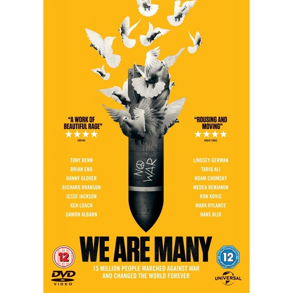 We Are Many [DVD]