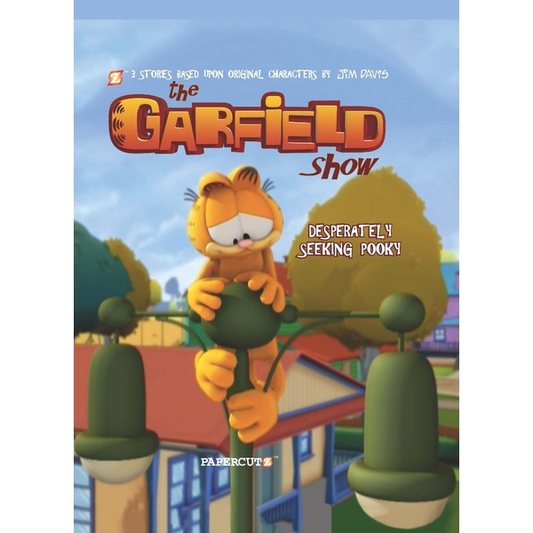 The Garfield Show #7: Desperately Seeking Pooky Hardcover