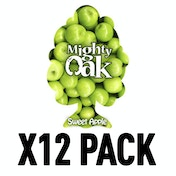 Apple (Pack Of 12) Mighty Oak Air Freshener