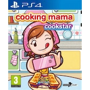 Cooking Mama Cookstar PS4 Game