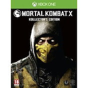Mortal Kombat X Kollectors Edition Xbox ONE Game
