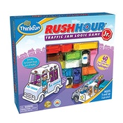 Thinkfun Rush Hour Junior - Traffic Jam Logic Game (2nd Edition)