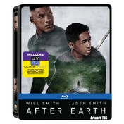 After Earth Steelbook Blu-ray & UV Copy