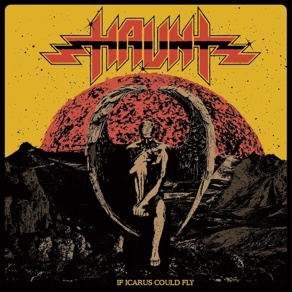 Haunt - If Icarus Could Fly Vinyl