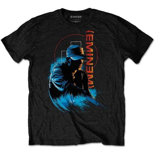 Eminem - In Brackets Men's X-Large T-Shirt - Black