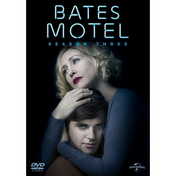 Bates Motel - Season 3 DVD