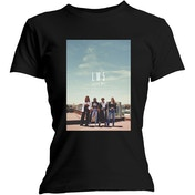 Little Mix - LM5 Album Women's Large T-Shirt - Black