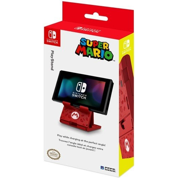 HORI Switch Compact PlayStand Mario Edition for Nintendo Switch