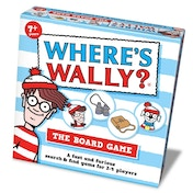 Wheres Wally The Board Game
