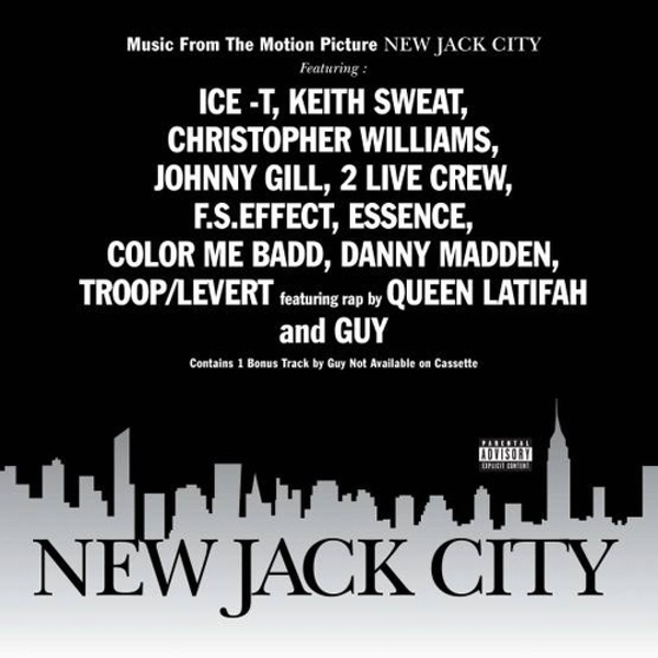 Various - New Jack City OST RSD 2019 Silver Vinyl