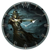 Gunslinger Clock