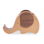 Wooden Elephant Phone & Stationery Holder | M&W
