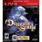 Demons Souls Game (Greatest Hits) PS3