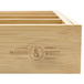 Bamboo Extending Cutlery Drawer Tray | M&W - Image 7