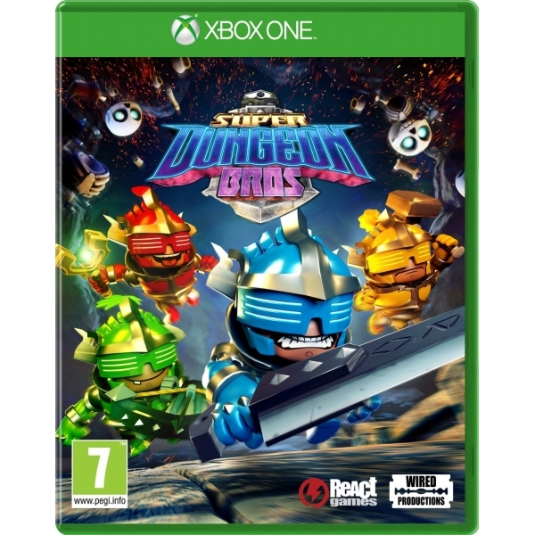 Super Dungeon Bros Xbox One Game