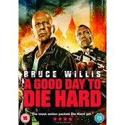 A Good Day to Die Hard DVD