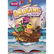Barney: Imagine With Barney DVD