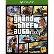 Grand Theft Auto GTA V (Five 5) Xbox One Game (#)