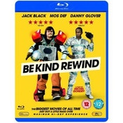 Be Kind Rewind Blu-ray
